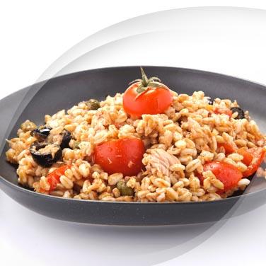 Spelt Salad with Tuna RisoPiù