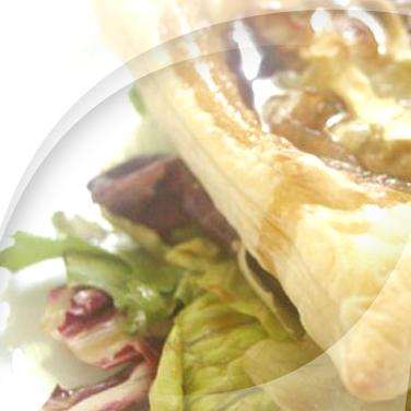 Quiche with Borettane Onions