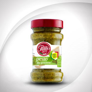 Genoese Pesto Polli