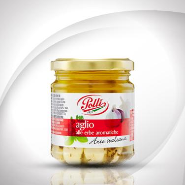 Garlic with Herbs Polli